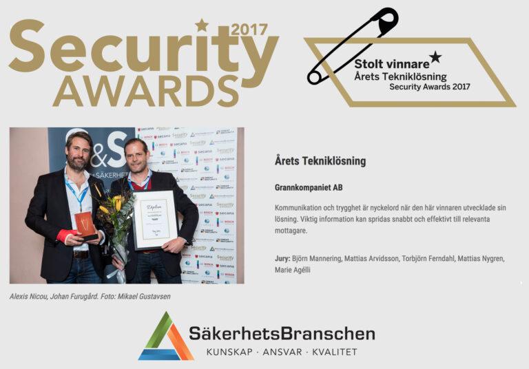 security_awards_årets_tekniklösning_cocrisis